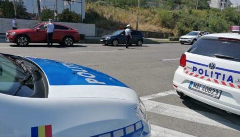 Filtre organizate în trafic de polițiștii rutieri. 18 șoferi au rămas fără permise