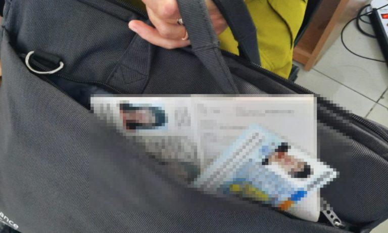Documente false cumpărate cu peste o mie de euro, descoperite la controlul de frontieră