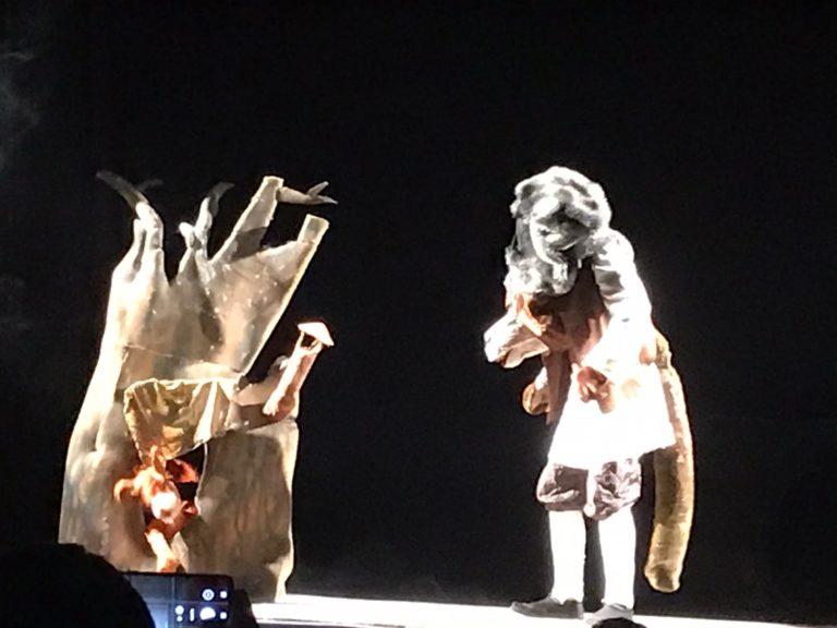 """Spectacole cadou pentru copii la Teatrul """"Vasilache"""" (video)"""