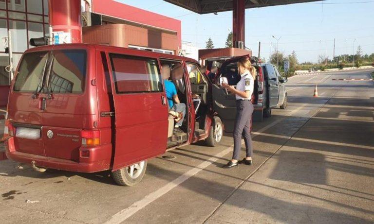 Moldoveanca bănuită de furt în Grecia a fost eliberată