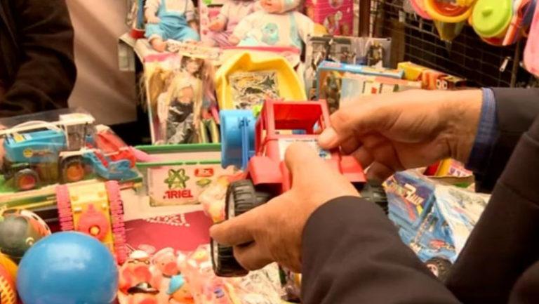 Magazine de jucării din Botoșani, amendate de comisarii CJPC