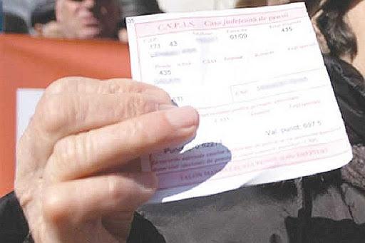 Botoşaniul are cea mai mică pensie medie din ţară