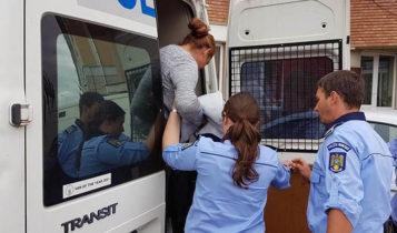 Femeie trimisă în arest după ce a încălcat controlul judiciar