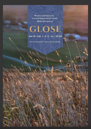 """Revista """"Glose"""", prezentată în cadrul dialogului """"Eminescu ~ Ipotești ~ Viena ~ Berlin ~ Ipotești"""""""