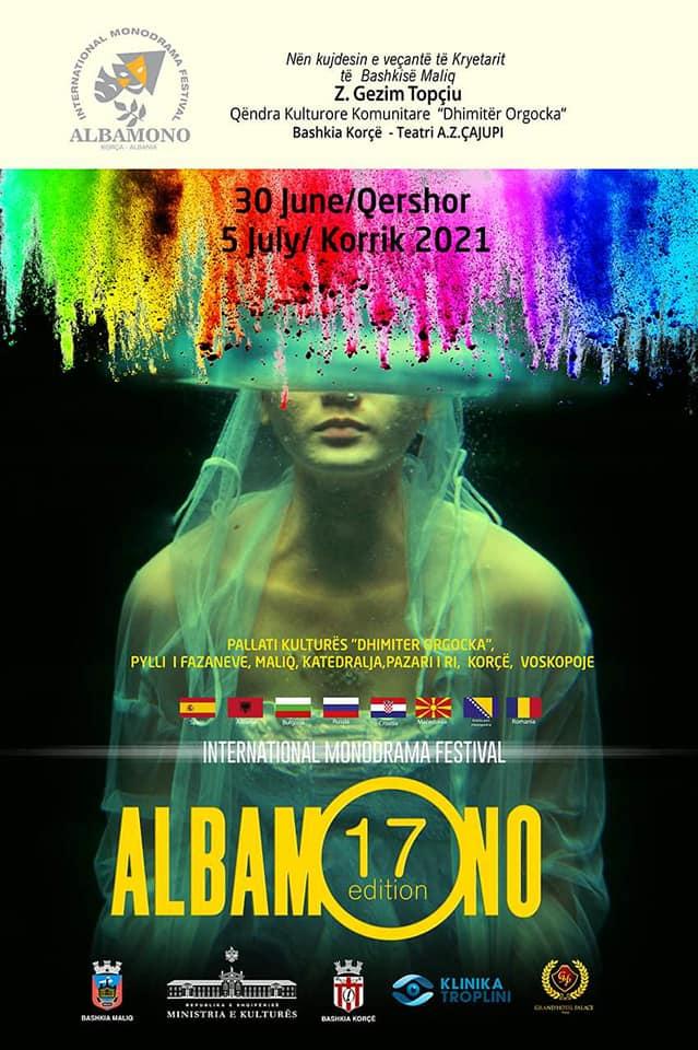"""Teatrul """"Vasilache"""", pe scena unui festival organizat în Albania"""