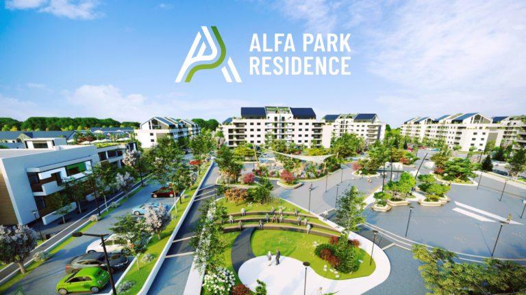 ALFA PARK Residence – investim în calitatea vieții!