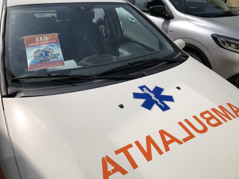 115 ani de Ambulanță sărbătoriți la Botoșani
