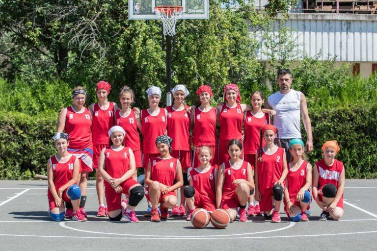 CSȘ Botoșani a revenit în circuitul național la baschet feminin! (Galerie FOTO)