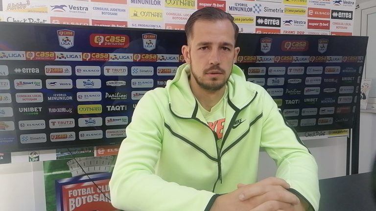 MONITORUL VIDEO: Eduard Pap mizeză pe un nou meci bun la Voluntari!
