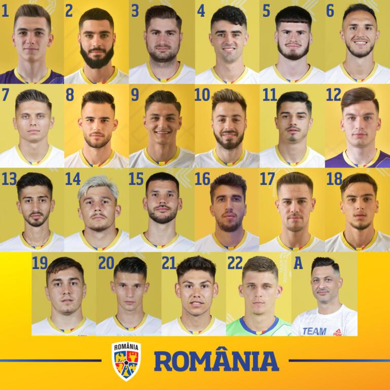 România revine în turneul de fotbal la Jocurile Olimpice cu victorie!