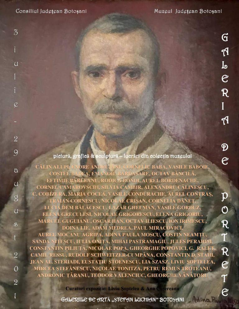 """Expoziție la Galeriile de Artă """"Ștefan Luchian"""""""