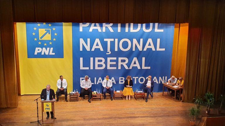 Alegerile din organizația municipală PNL au stabilit și componența Biroului Permanent