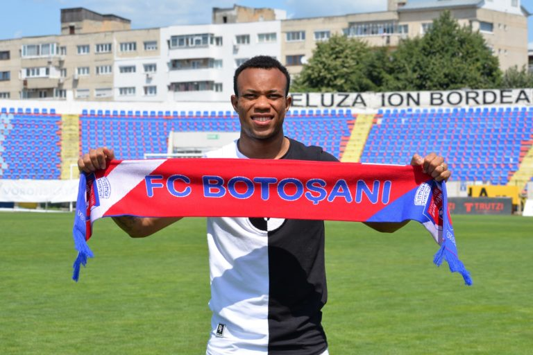 Brazilianul transferat de FC Botoșani ar putea debuta duminică în Bănie!