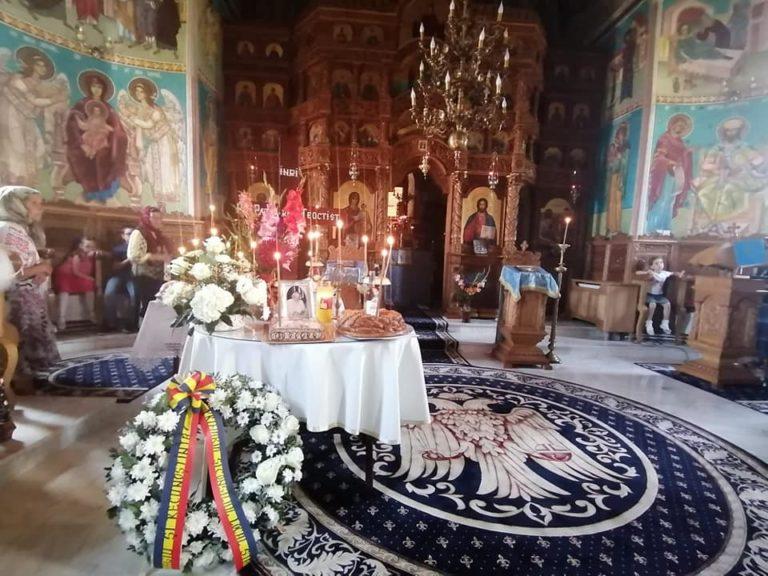 Părintele Patriarh Teoctist, comemorat în comuna natală
