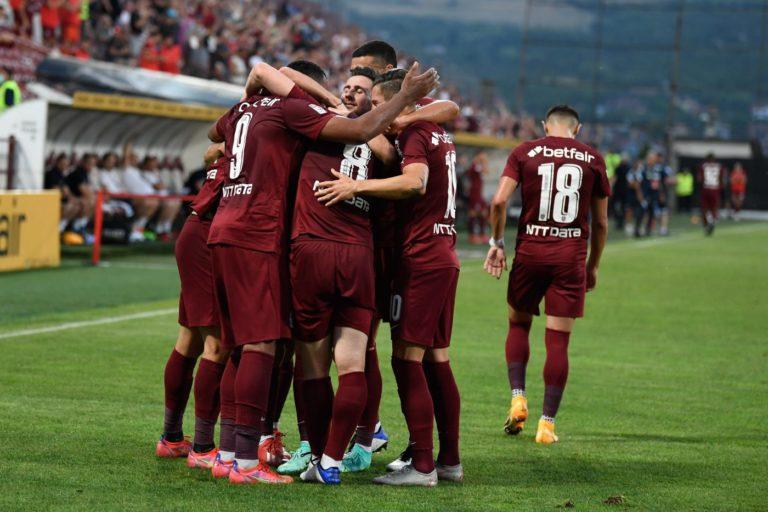 CFR Cluj merge la victorie în Gibraltar!