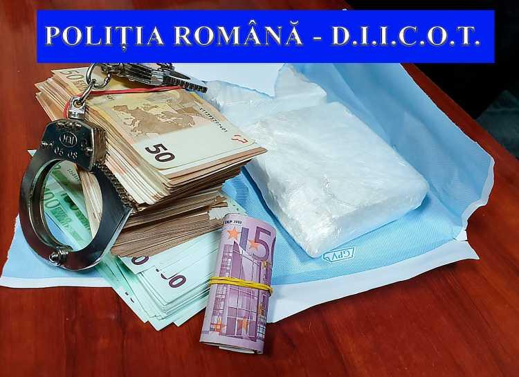 Afacere cu cocaină en gros