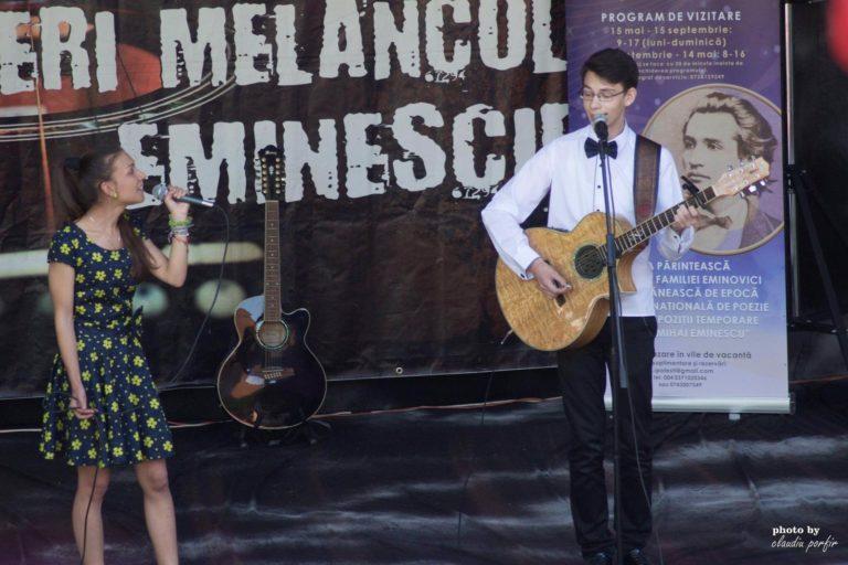 Au început înscrierile pentru Festivalul de muzică folk pentru Copii şi Tineret, organizat de Memorialul Ipoteşti