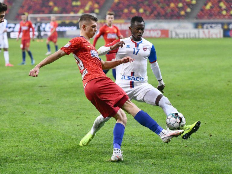 Sekou Camara împrumutat la Poli Iași pentru un sezon!