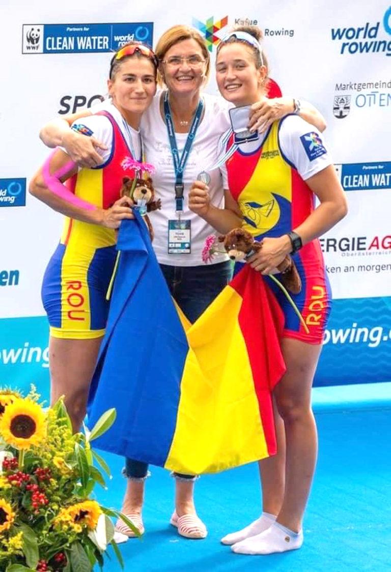 Botoșăneanca Simona Geanina Radiș intră în competiție la Olimpiadă!
