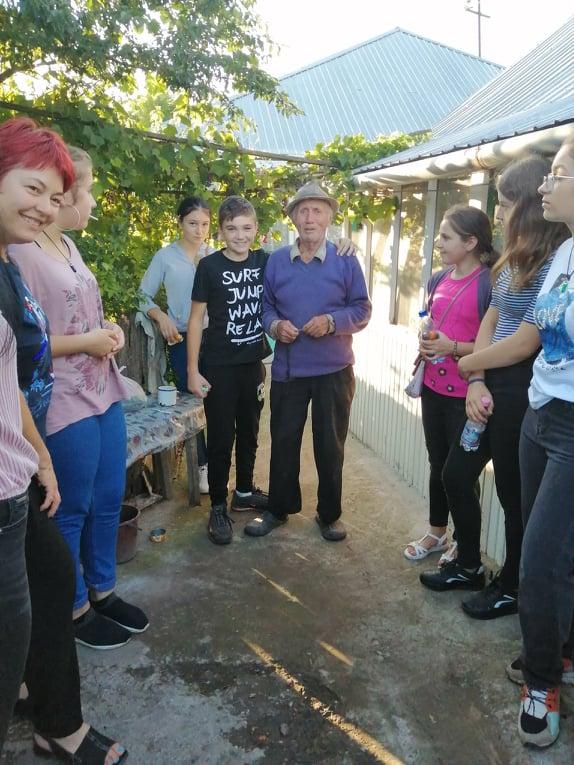 Proiect de suflet desfășurat la Viișoara