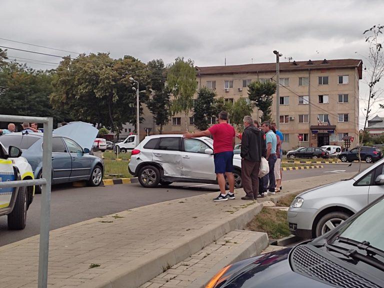 Accident cu victimă într-o intersecţie problemă lângă ISU (video)