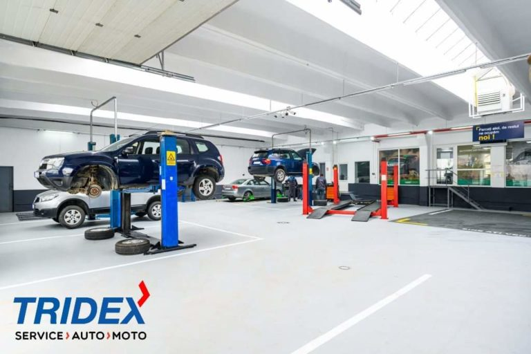 Service Dacia deschis la Botoşani