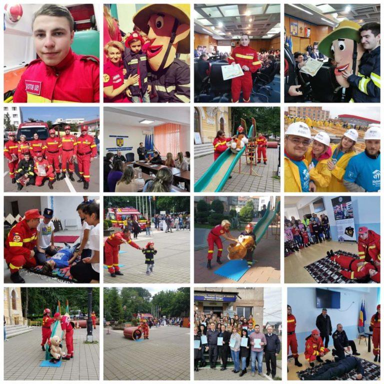 ISU Botoșani recrutează voluntari