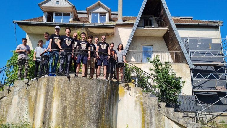 """Sprijin de la Asociaţia """"Scut Botoşănean"""" pentru proiectul Casa Nicolae"""