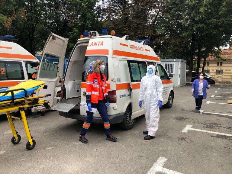 Încă 15 botoşăneni diagnosticaţi cu Covid. Rata de infectare a ajuns în municipiu la 0,24