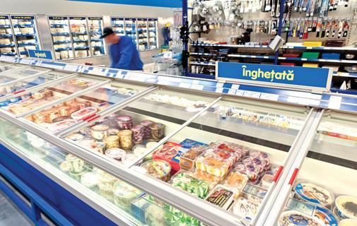 Încă un sortiment de îngheţată retras de pe piaţă