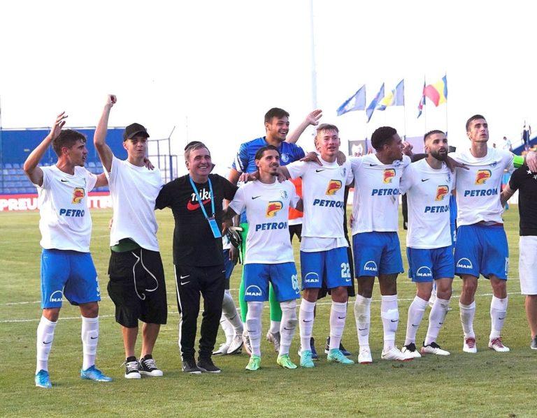 Zi de fotbal în Liga 1: Trei partide programate astăzi »»