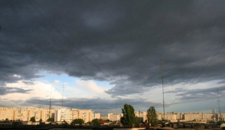 Avertizare de instabilitate atmosferică la Botoşani