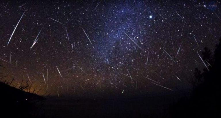 Ploaie de stele în această noapte