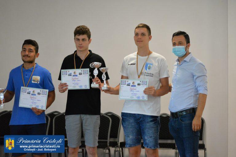 Câştigători desemnaţi în etapa I a Campionatului Național de Scrabble de la Cristești