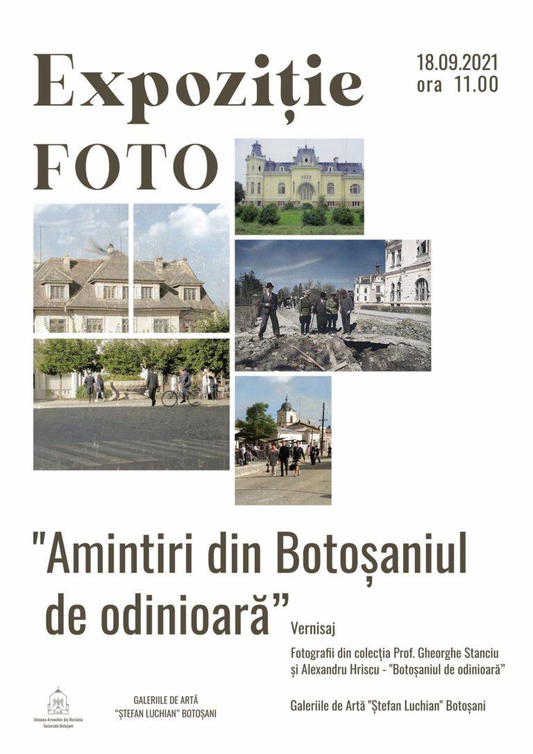 Ziua Națională a Republicii Armenia, marcată la Botoșani