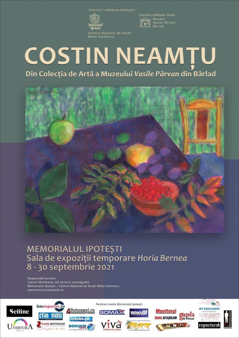 Expoziție de pictură la Memorialul Ipotești