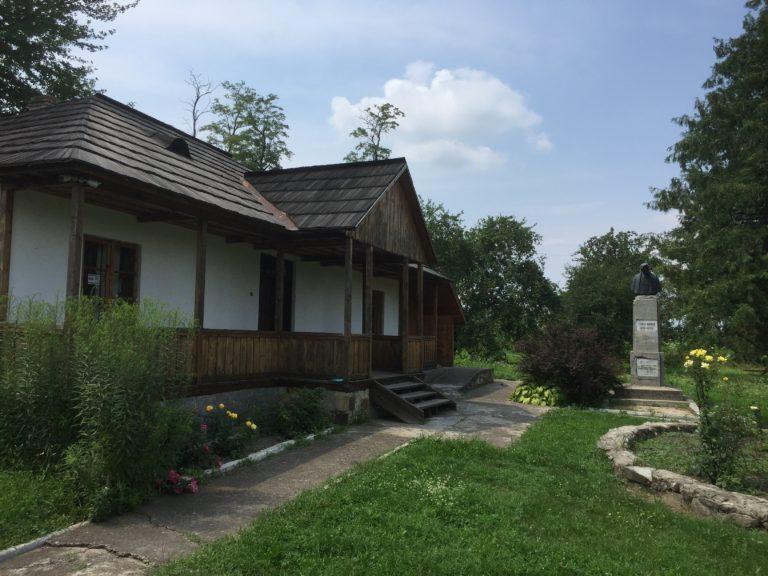 Casa George Enescu de la Liveni va putea fi vizitată şi virtual
