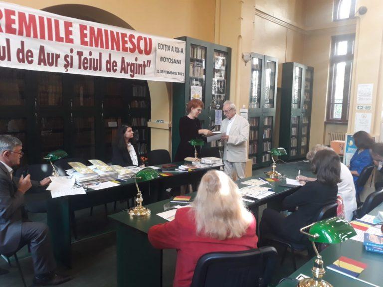 Premii decernate la Biblioteca Județeană