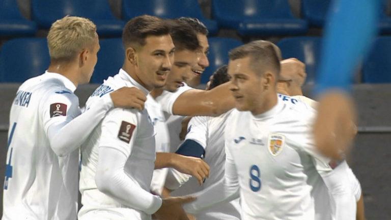 Naţionala României de fotbal a învins formaţia Islandei în preliminariile Cupei Mondiale