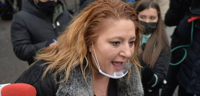 Dosar penal deschis în cazul incidentelor de la Răchiteni unde a fost şi Diana Şoşoacă