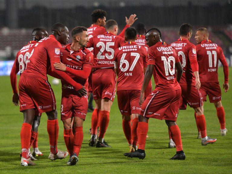 FC Botoșani a căzut pe locul 4 în Liga 1 » Clasamentul actualizat este AICI »»