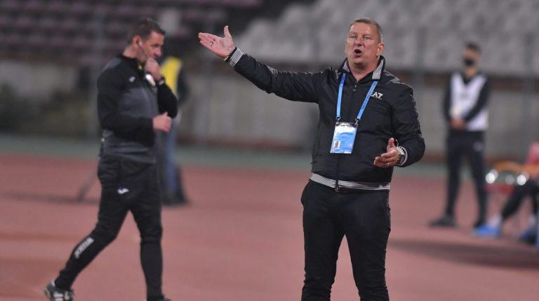"""Chirilă, mulțumit cu remiza cu FC Botoșani: """"E clar că e un progres!"""""""
