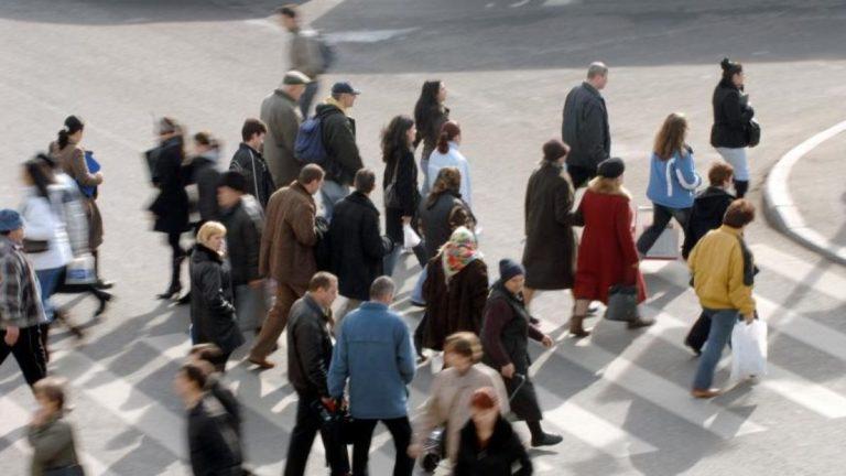 Populația județului în continuă scădere